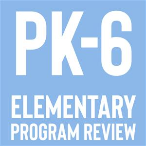 elementary program overview