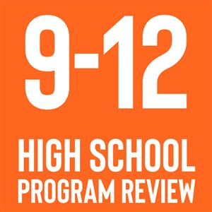 high school program overview