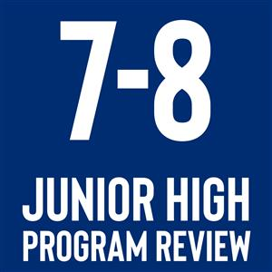 junior high program overview