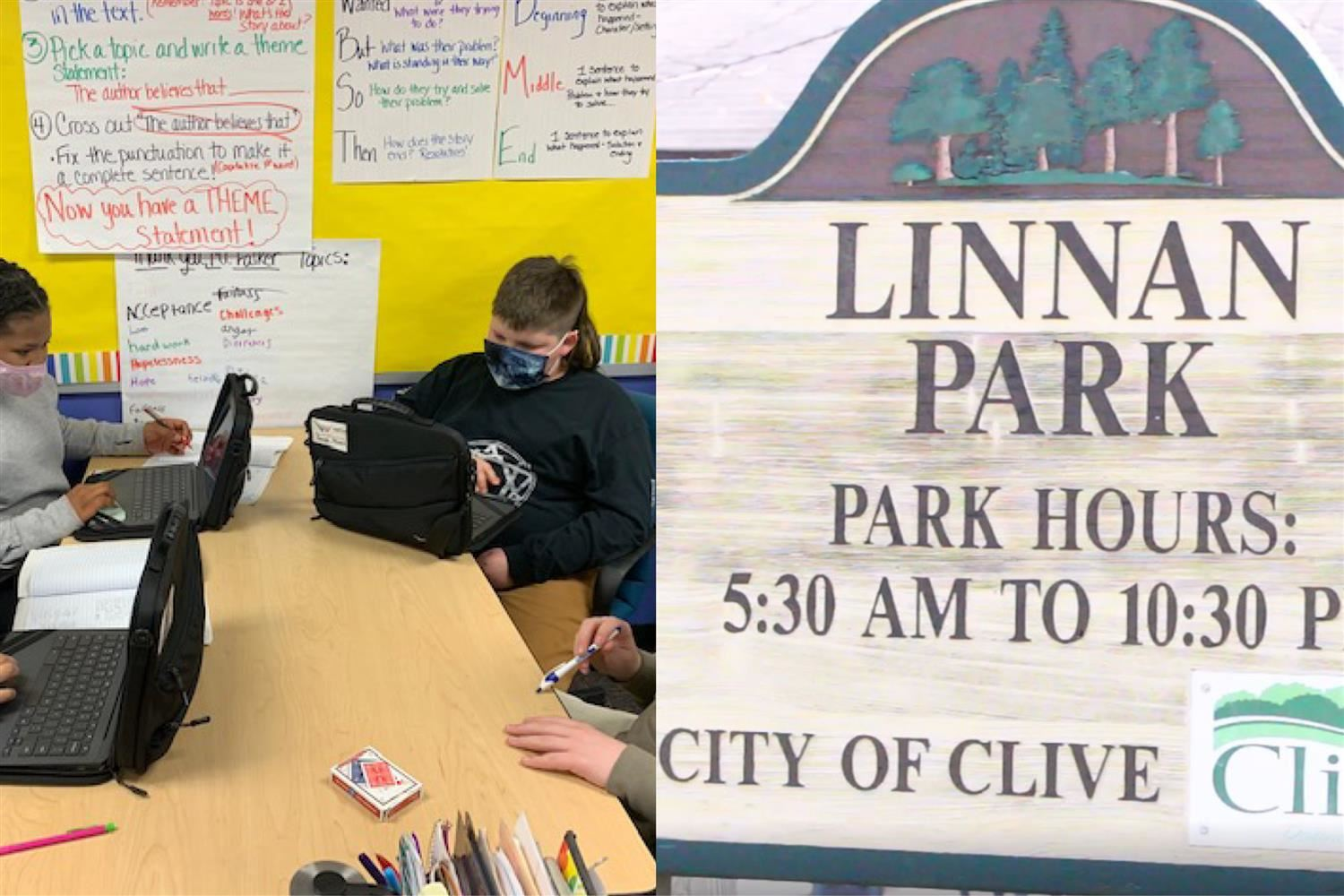 City of Clive Crestview Linnan Park Revitalization