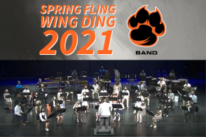 Spring Fling Wing Ding 2021 featured image.