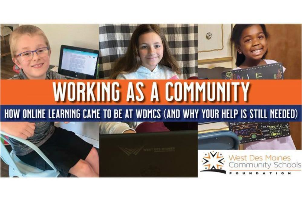 how online learning came to be at wdmcs