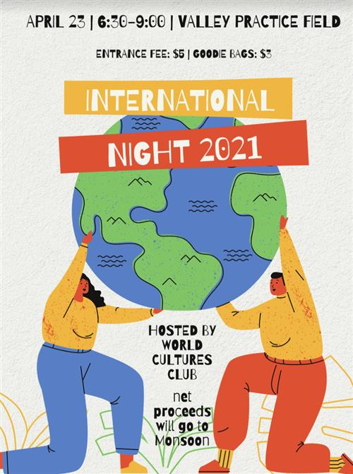 international night 2021