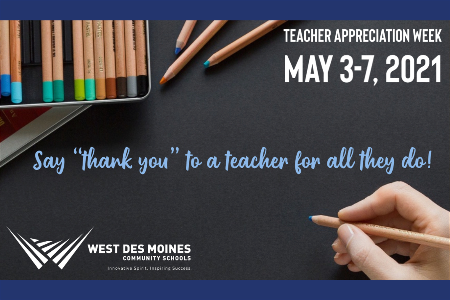national teacher appreciation week 2021