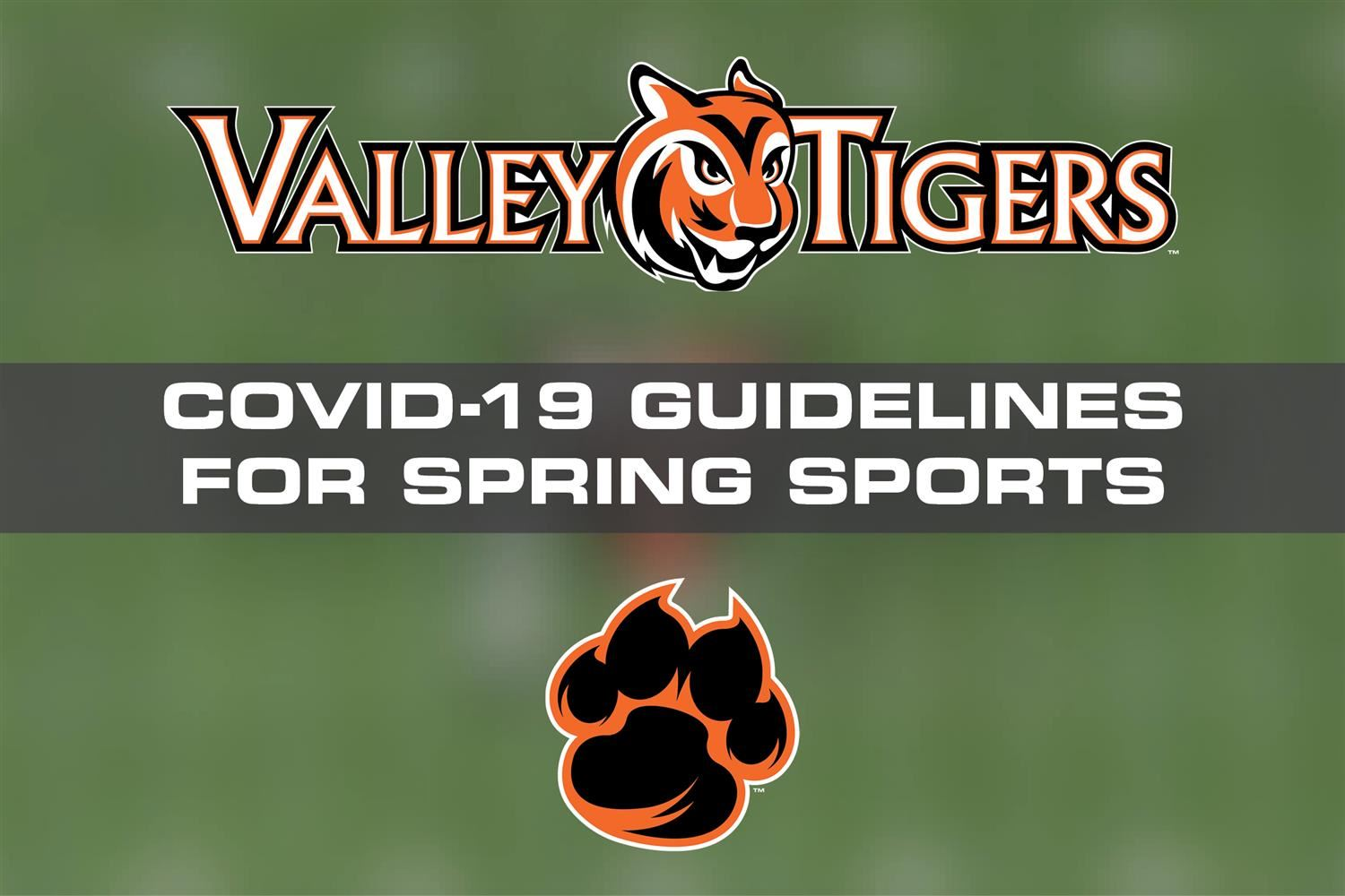 covid-19 guidelines for spring sports