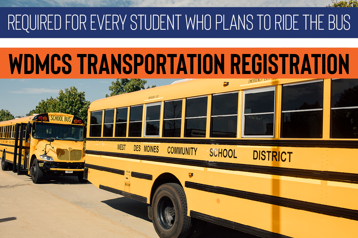 wdmcs transportation registration